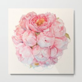 Tender bouquet Metal Print