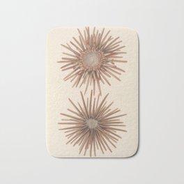 Naturalist Sea Urchins Bath Mat