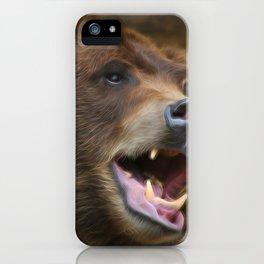Griz iPhone Case