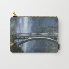 Mist and Stone Carry-All Pouch