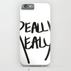 Really, Really Slim Case iPhone 6s