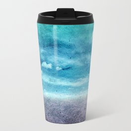 Loneliness is in the heart Travel Mug