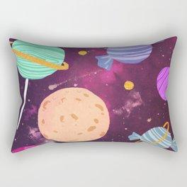 Sweet Planets Rectangular Pillow