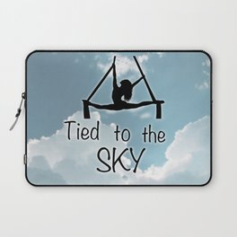 """Aeiralist """"Tied to the Sky"""" Graphic Laptop Sleeve"""