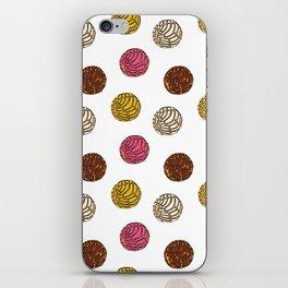 Pan Dulce (white bg) iPhone Skin