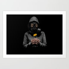 Toxic Hope Art Print