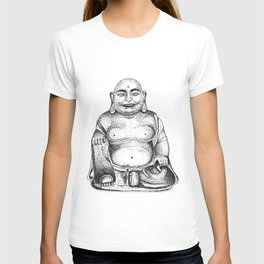 Happy One - Buddha T-shirt
