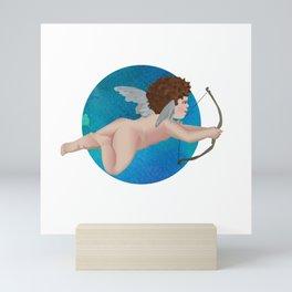 Cupid Mini Art Print
