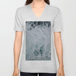 Wonderful Waves Unisex V-Neck