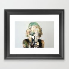 Insideout 2 Framed Art Print