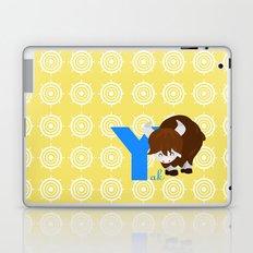 y for yak Laptop & iPad Skin