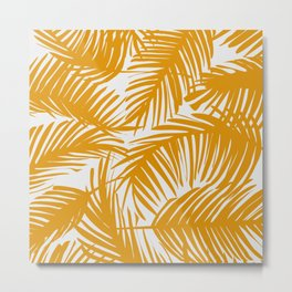 Tropical Pattern 02B Metal Print