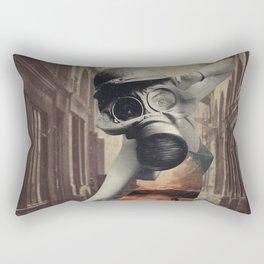 Atomic Bombshell Rectangular Pillow