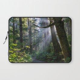 Rain Forest at La Push Laptop Sleeve