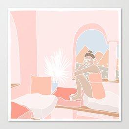 Self Care Canvas Print