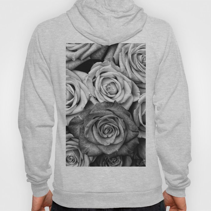 The Roses (Black and White) Hoody