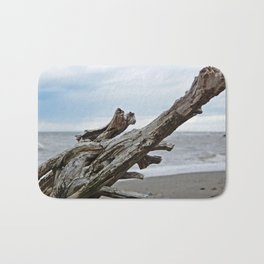 Natural Driftwood Bath Mat