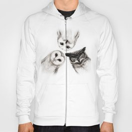The Owl's 3 Hoody
