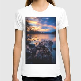 Glorious Sacramento River Sunset T-shirt