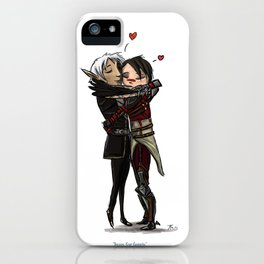 Hugs For Fenris iPhone Case
