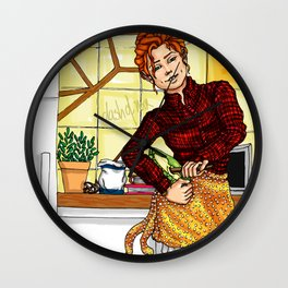 COOK Wall Clock