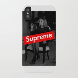Fiona Goode - Supreme iPhone Case