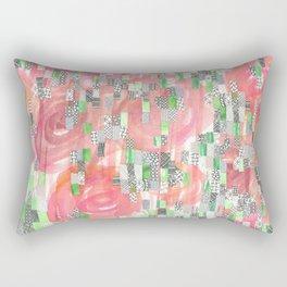 Raindrops on Roses Rectangular Pillow