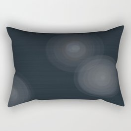Star Beams Rectangular Pillow