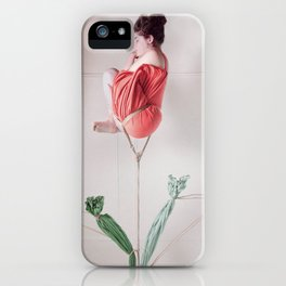 Tulip iPhone Case