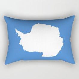 flag of Antarctic Rectangular Pillow