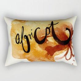 Abricot Rectangular Pillow