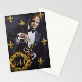 Jay-Z Black Opulence Stationery Cards