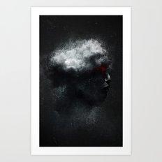 Portrait 15 Art Print