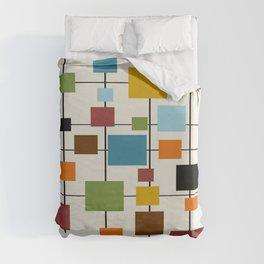 Mid-Century Modern Art 1.3 Duvet Cover