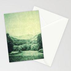 Vintage Landscape  - JUSTART © Stationery Cards