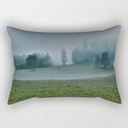 God's Pasture - Wilderness Ranch Land Rectangular Pillow