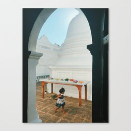 Galle, Sri Lanka Canvas Print