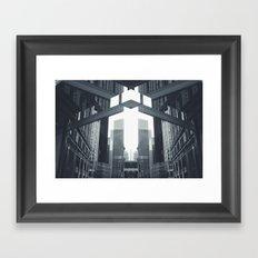 Wrigley Framed Art Print