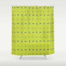 The Bean 2 Shower Curtain