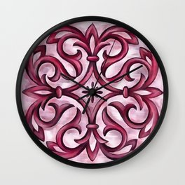Heitkamp Wall Clock