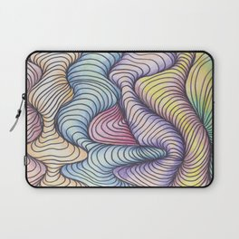 Wave Form Laptop Sleeve