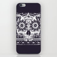 lotus iPhone & iPod Skins featuring Lotus by Tshirt-Factory