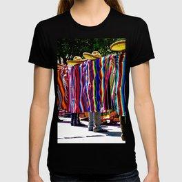 Dance of the Serape-clad Folklorico Dancers - Mesilla, N.M. T-shirt