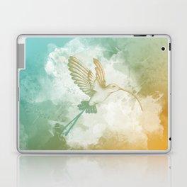 Colorful little bird Laptop & iPad Skin