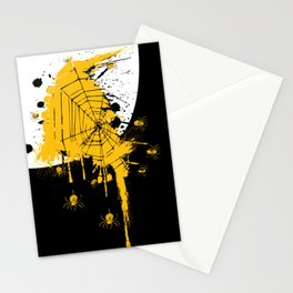 Happy Halloween Dark art  II Stationery Cards