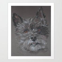 Rudie Art Print