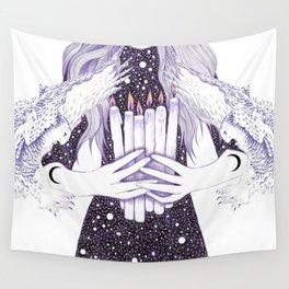 Nightwalker Wall Tapestry