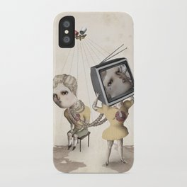 Hansel&Gretel oggi. iPhone Case