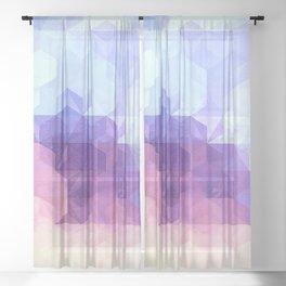GEO#5 Sheer Curtain