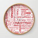 Christmas Typography by afronus